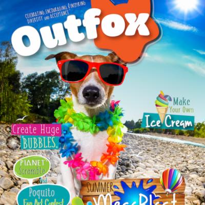 Outfox Magazine August 2017 Issue
